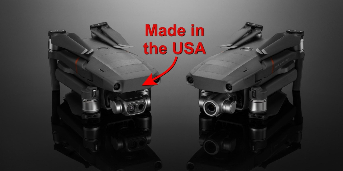 DJI to start making government drones in the United States