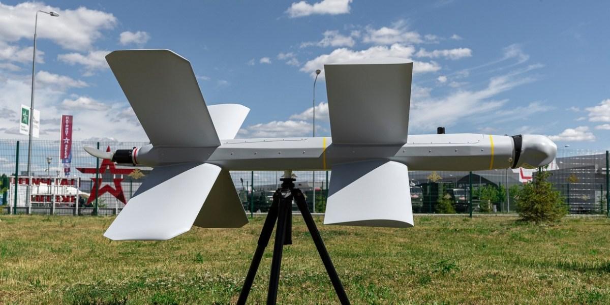 Kalashnikov introduces the next-gen kamikaze drone