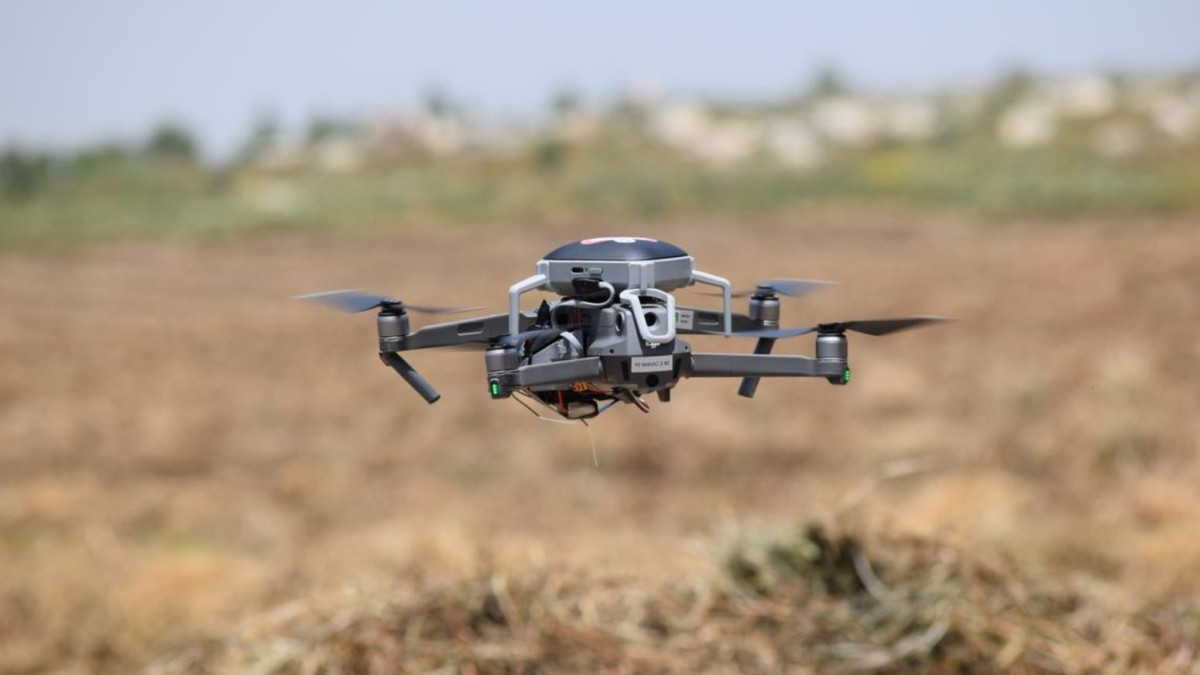 North Dakota receives FAA four-year waiver to fly drones over people
