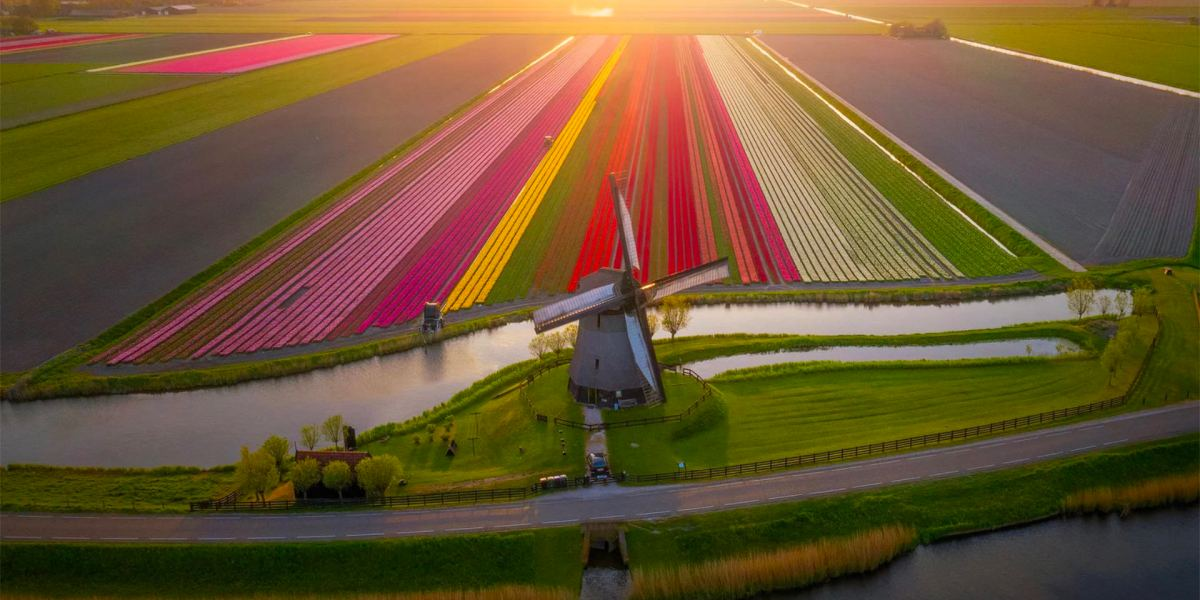 Tips for shooting amazing drone photos from Dutch photographer