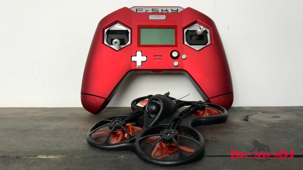 The Tinyhawk S is FPV awesomeness  -Fly, crash, repeat