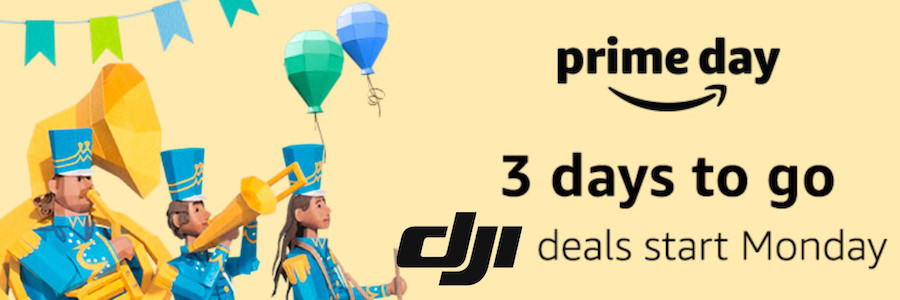 Best DJI deals on Amazon Prime Day 2019: Mavic Air, Tello, Goggles, Ronin-S