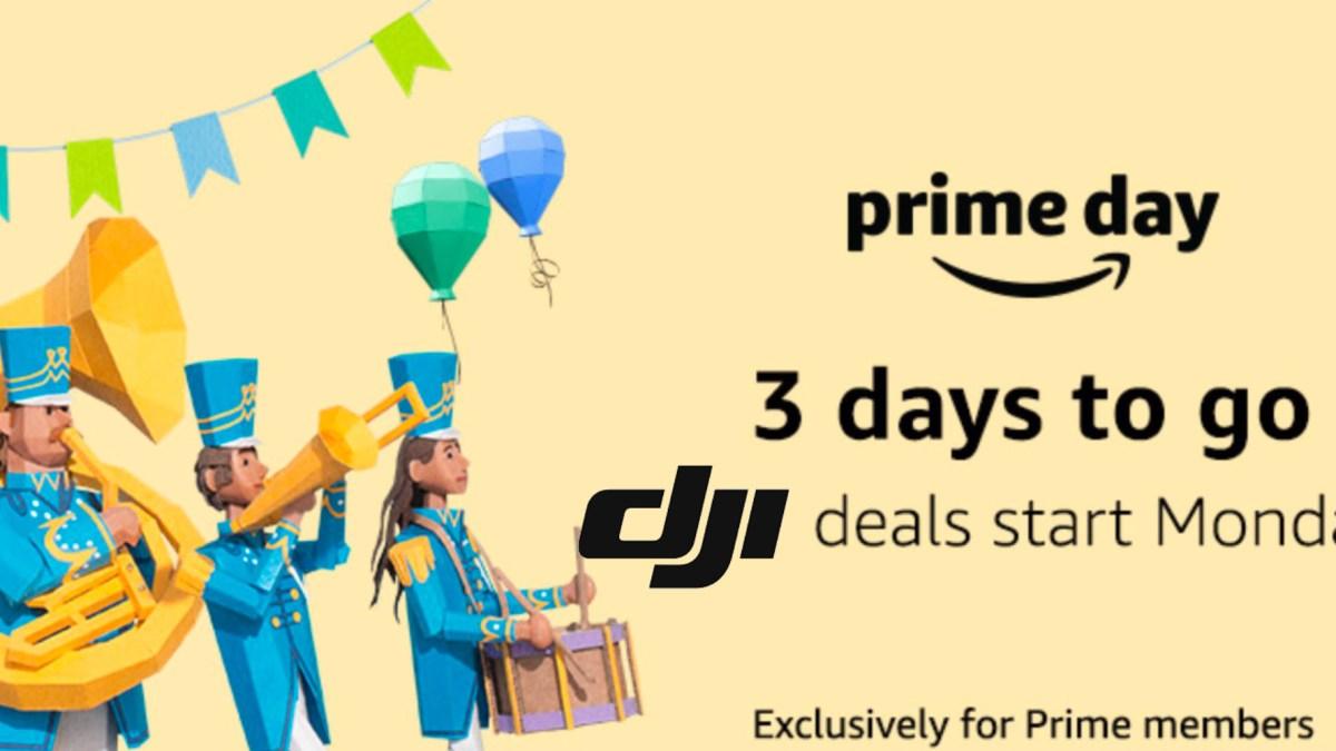 Best DJI deals on Amazon Prime Day 2019