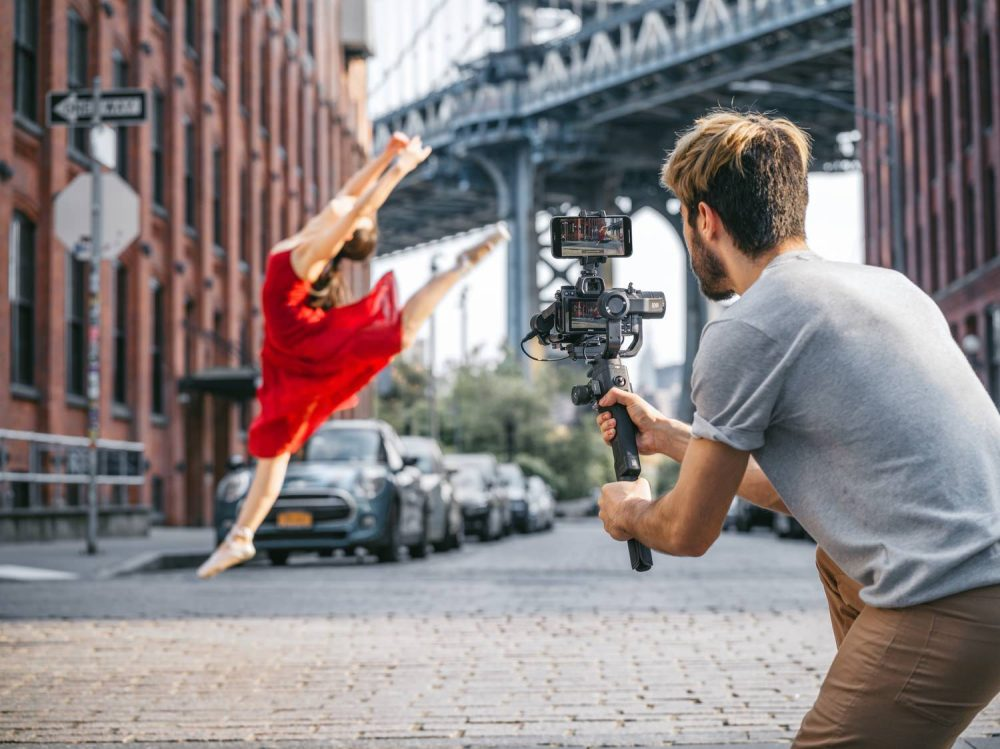 DJI introduces the Ronin-SC - a new stabilized gimbal for mirrorless cameras