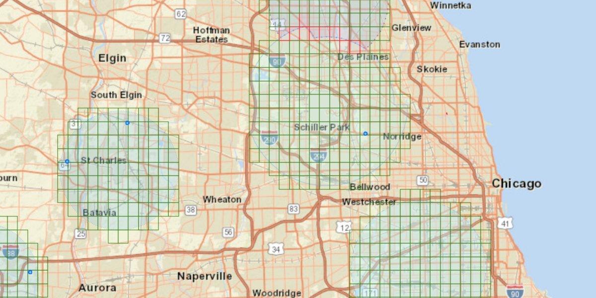 FAA drone webinar: How to navigate UAS Facility Maps