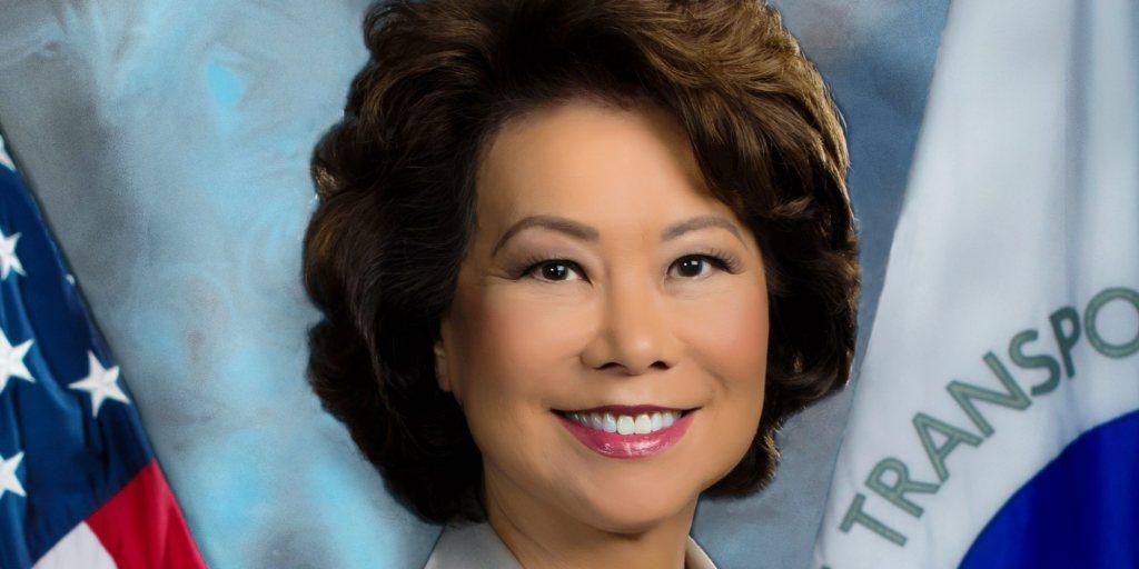 Transportation Sec. Elaine Chao welcomes Steve Dickson as FAA Administrator