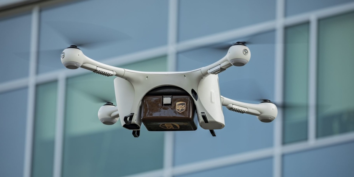 UPS Flight Forward, a UPS subsidiary seeks FAA approval for drone delivery service