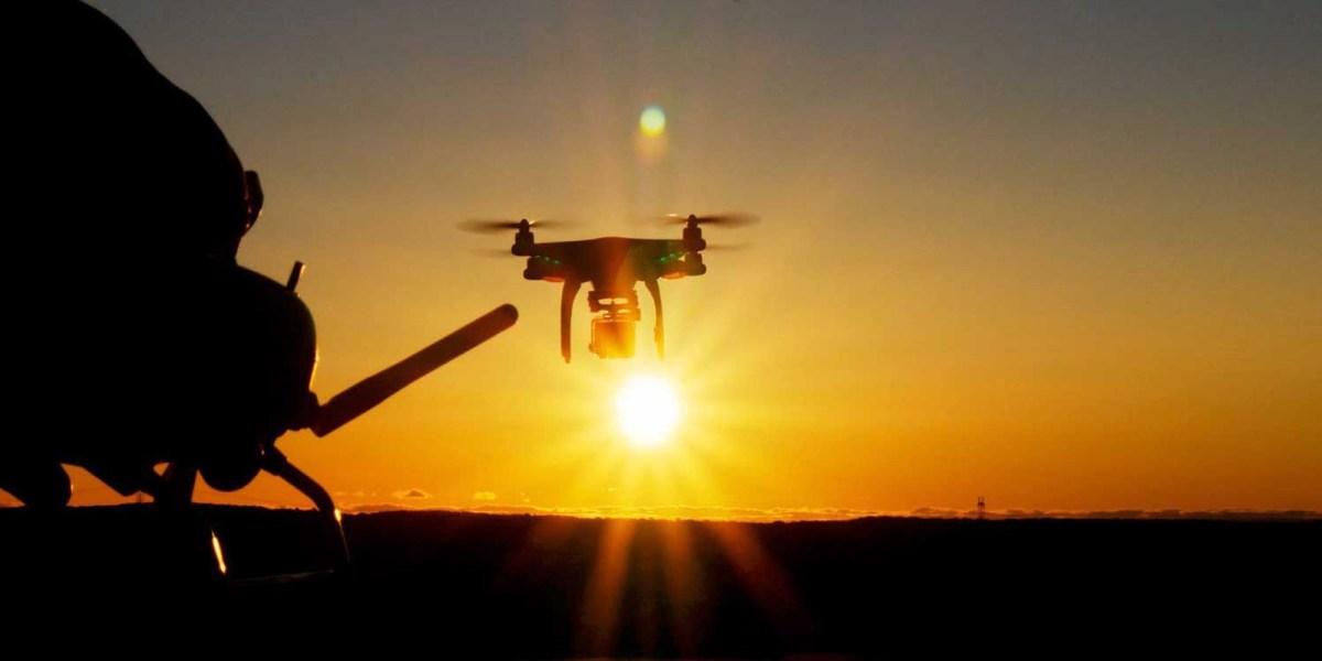 bhp drones
