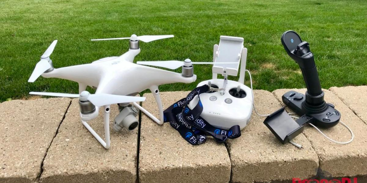 ft aviator remote controller fluidity