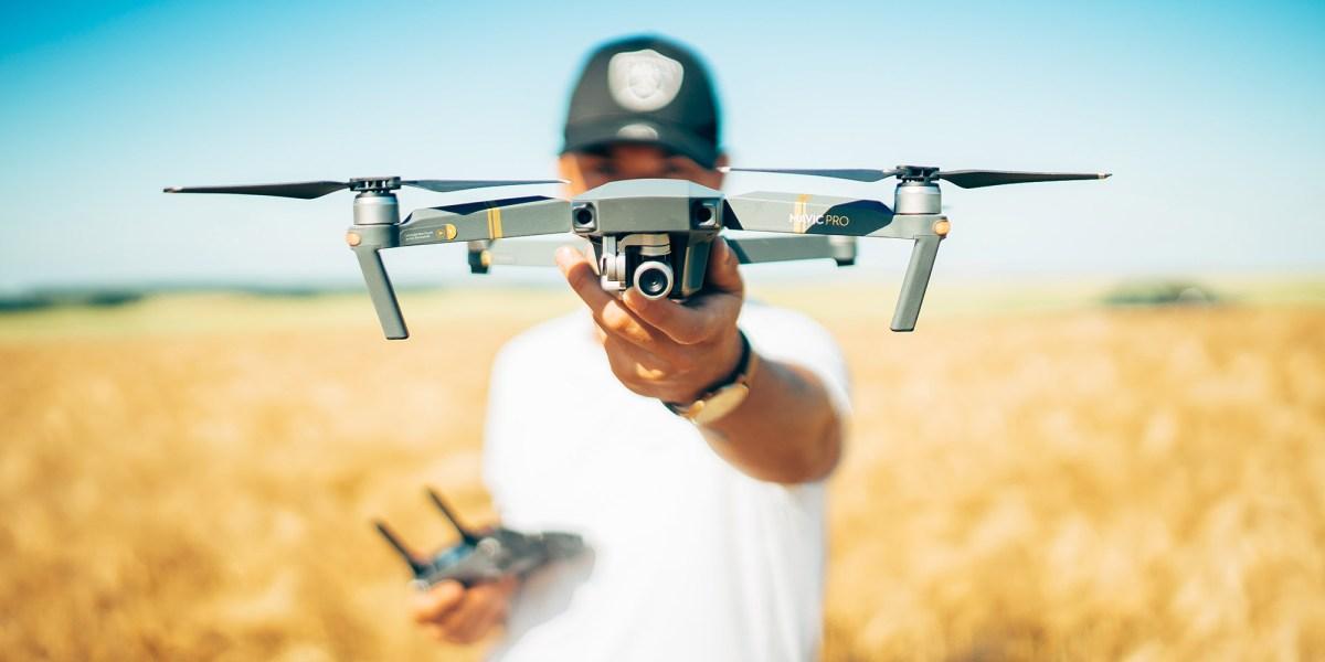 Australian drone pilot fined