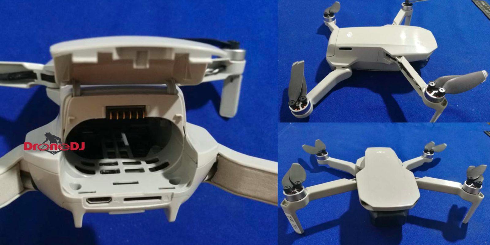 DJI's Mavic Mini drone will cost $399 and have a 4k camera ...