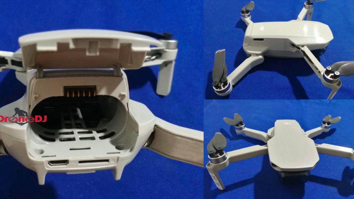 DJI's Mavic Mini drone will cost $399 and have a 4k camera