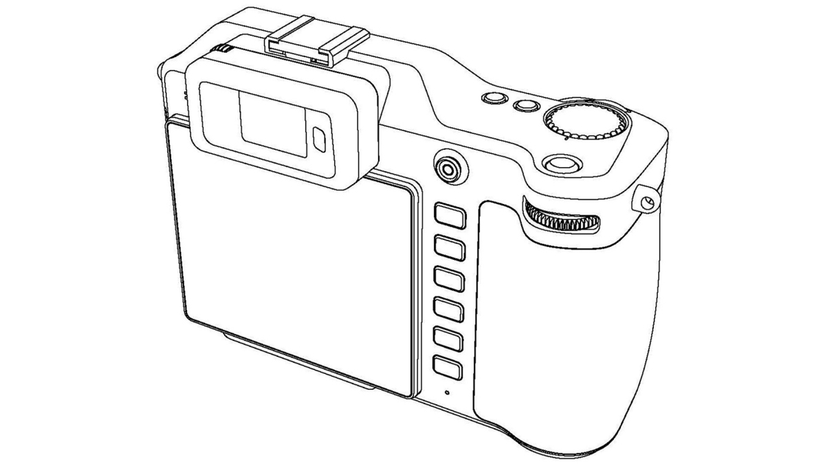 DJI mirrorless camera hassleblad