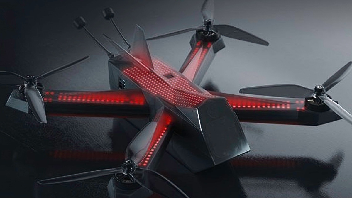 DRL Racer4 Street: Own the same FPV race drone as the pros