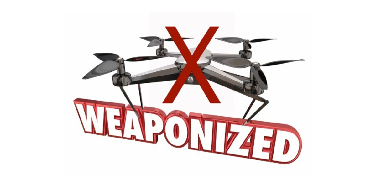 Do not attach weapons to your drone, FAA warns