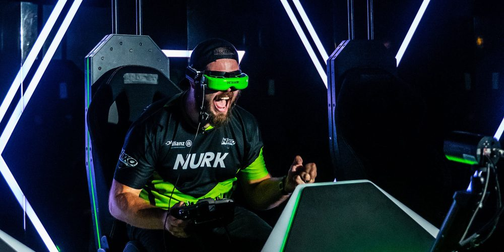 Nurk FPV Drone Racing League