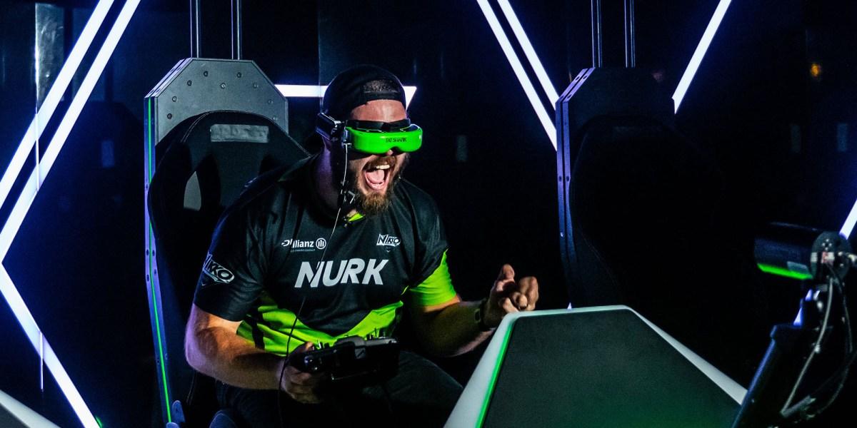 Nurk FPV Drone Racing League