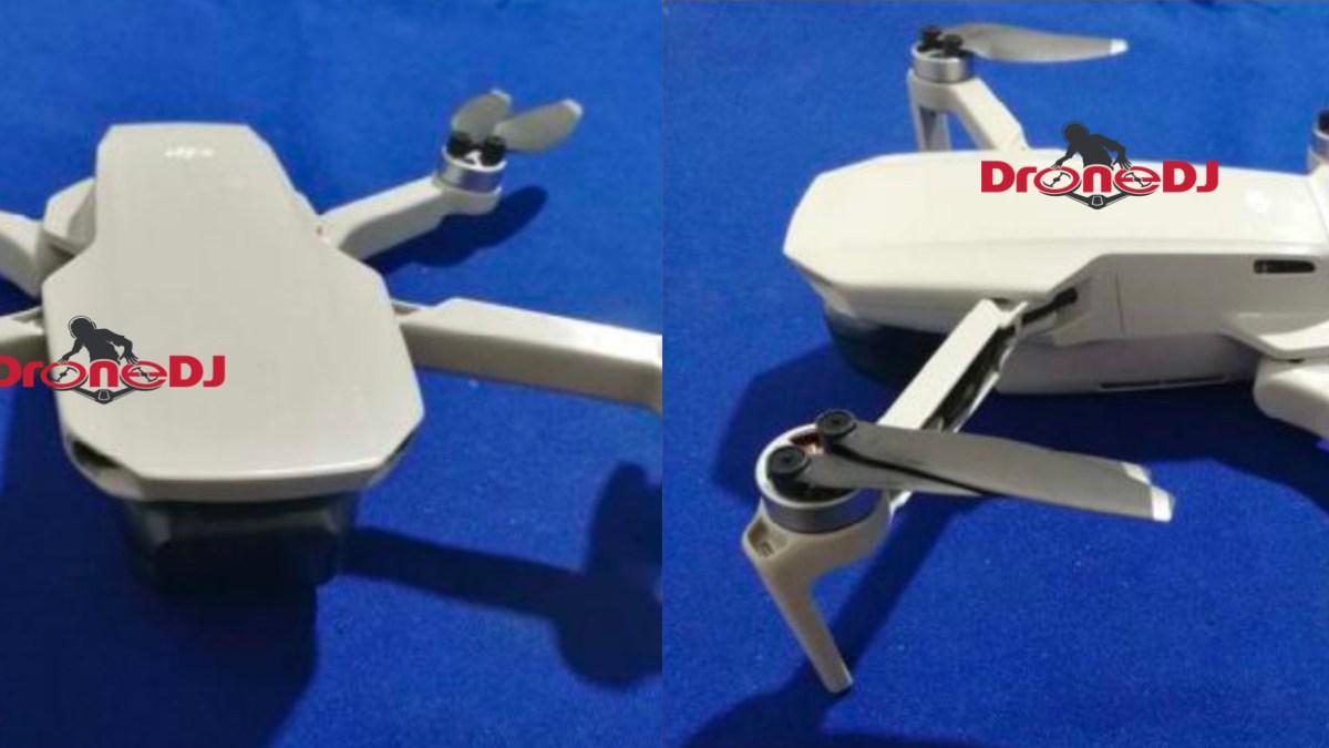 Photos of DJI Mavic Mini surface. Is this the Spark 2 or even Mavic Air successor?