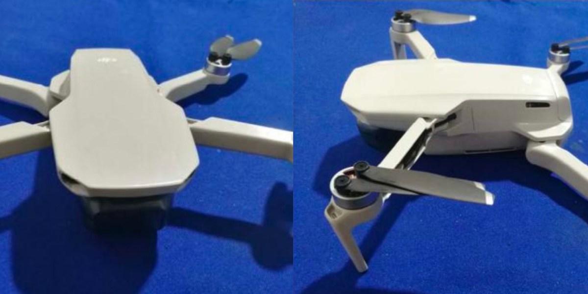 Photos of DJI Mavic Mini surface Is this the Spark 2 or even Mavic Air successor