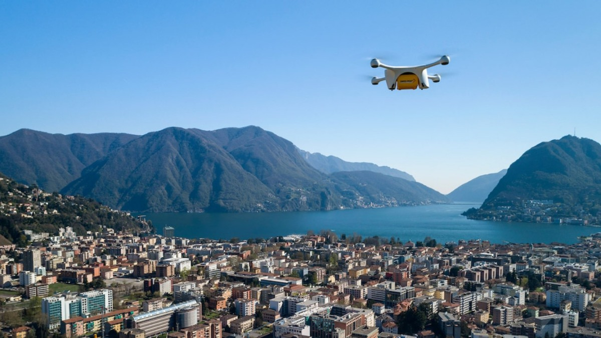 Swiss Post halts drone delivery service after second crash of Matternet drone