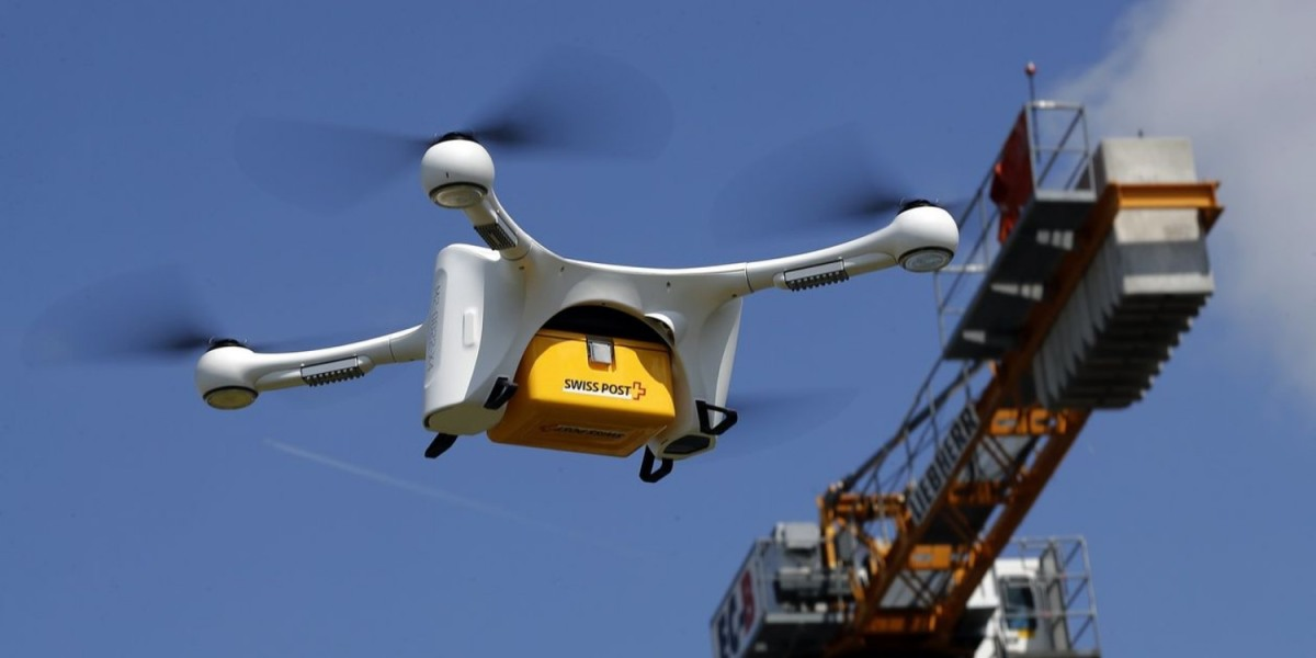 'Switzerland is really on the leading edge' of opening skies for drones
