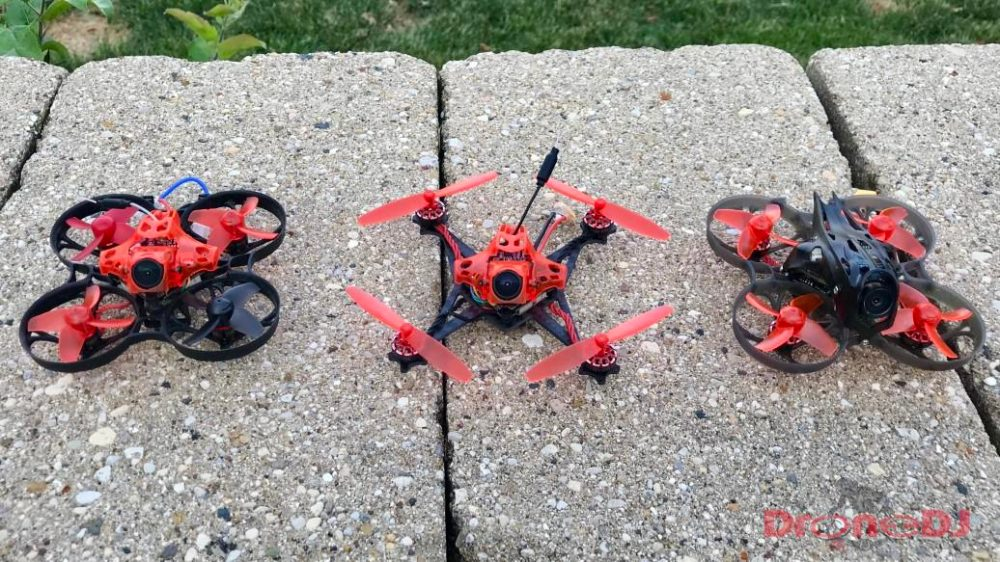 Eachine Toothpick red devil sailfly drone
