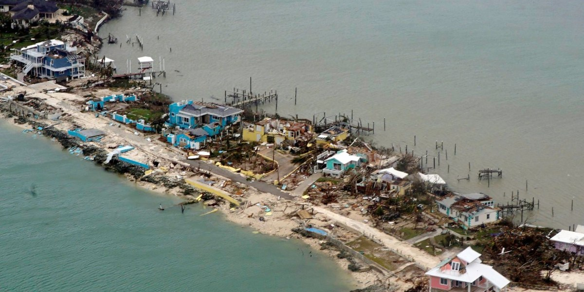 AOPA assists in organizing hurricane Dorian relief efforts