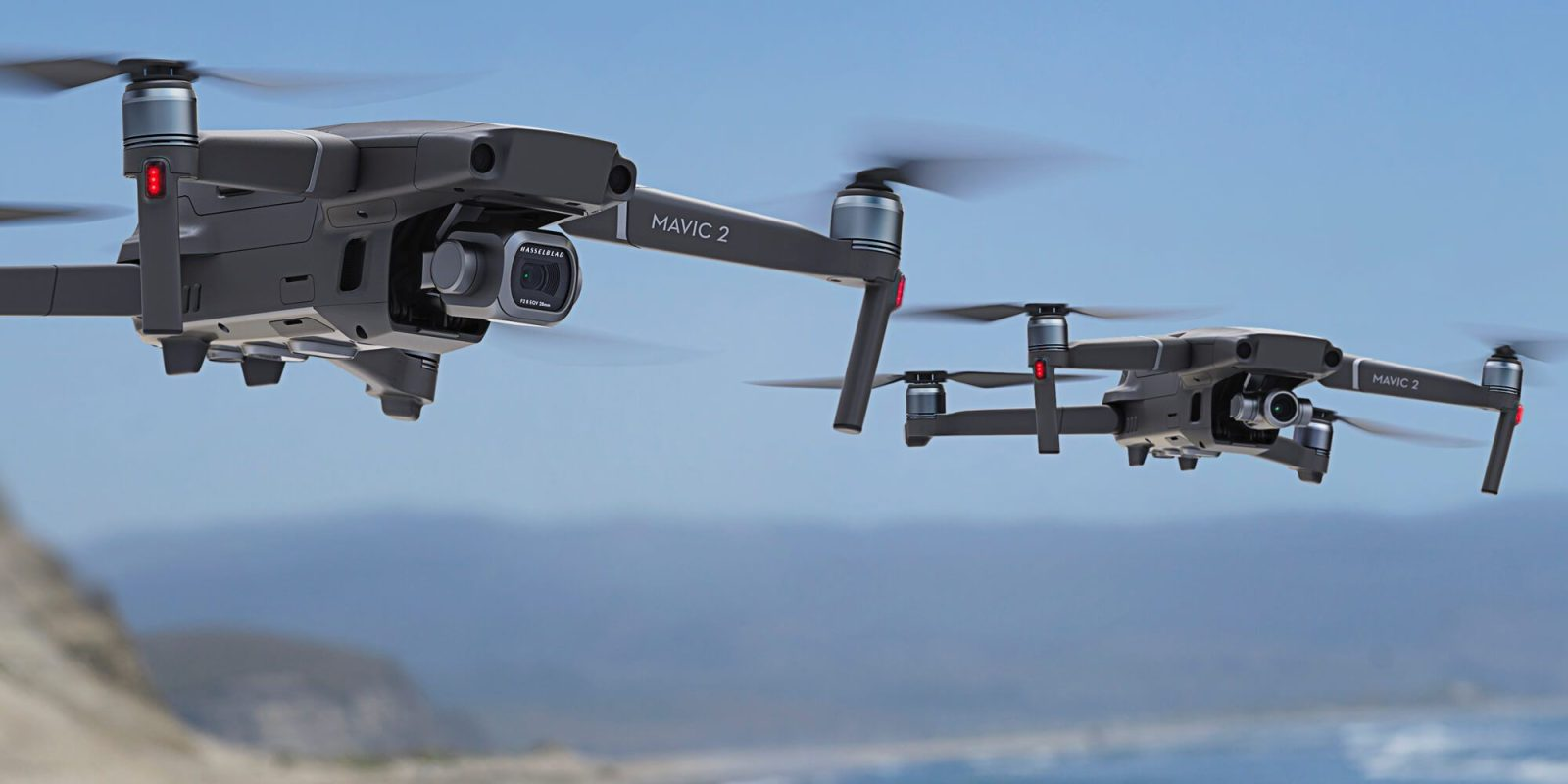 DJI drone update: Spark, Mavic Air, Mavic 2 availabilty ...