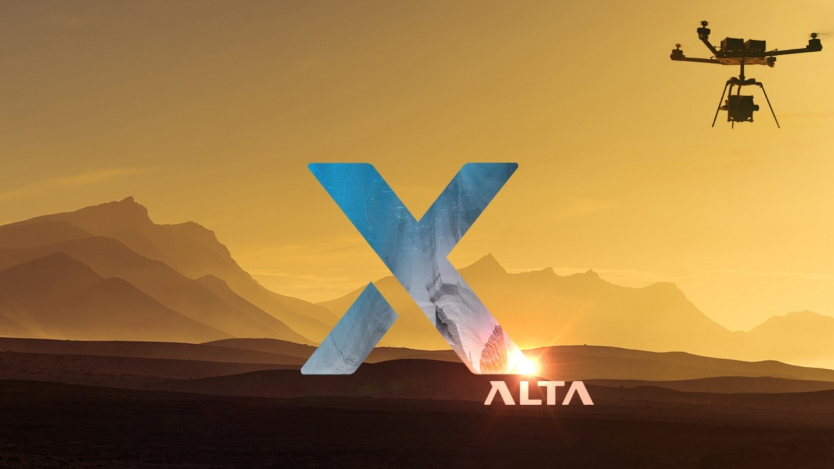 FreeFly introduces the Alta X - a foldable quadcopter with ActiveBlade