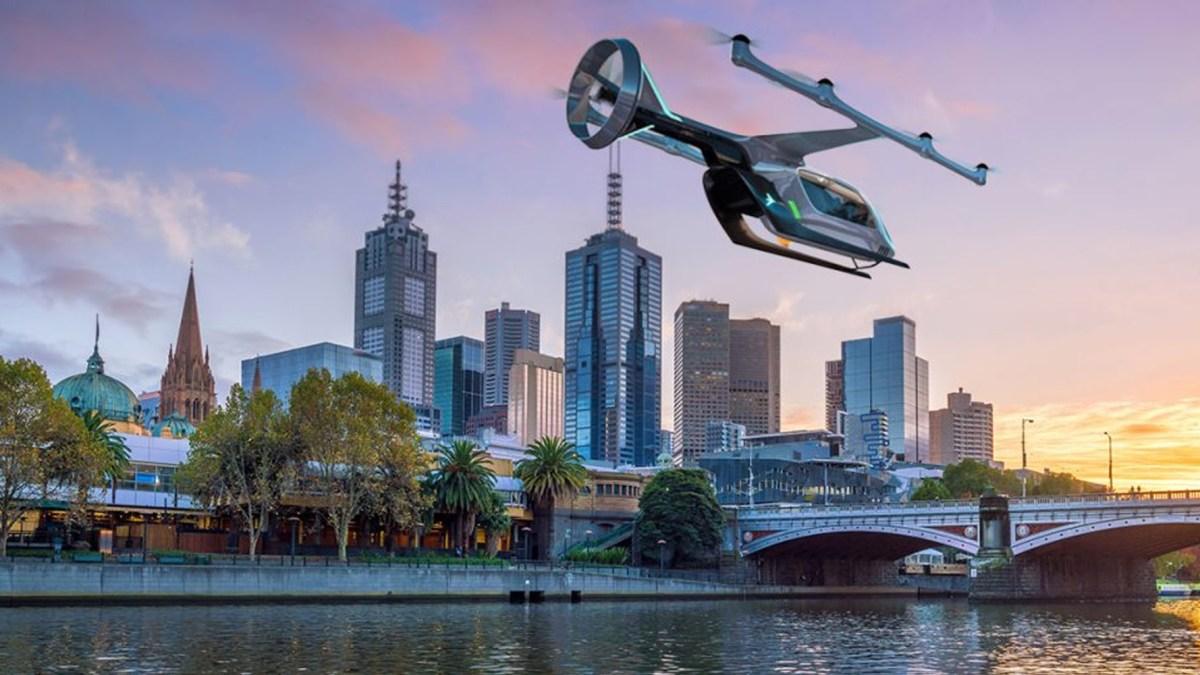 Uber Air Australia Natalie Malligan