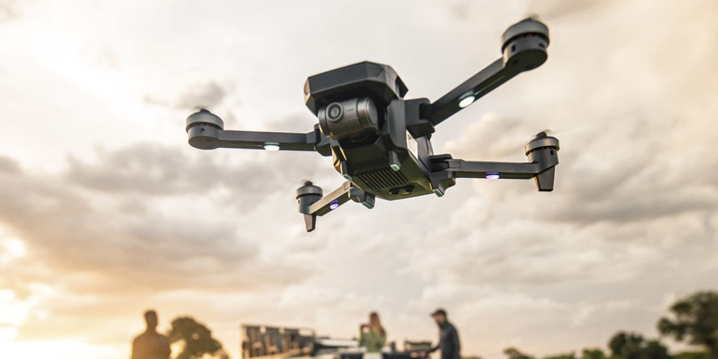 Yuneec Mantis G - A DJI Mavic Air competitor - DroneDJ