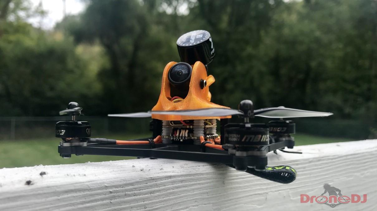Diatone GTB229 — The Cube Toothpick Quad by KababFPV and Diatone