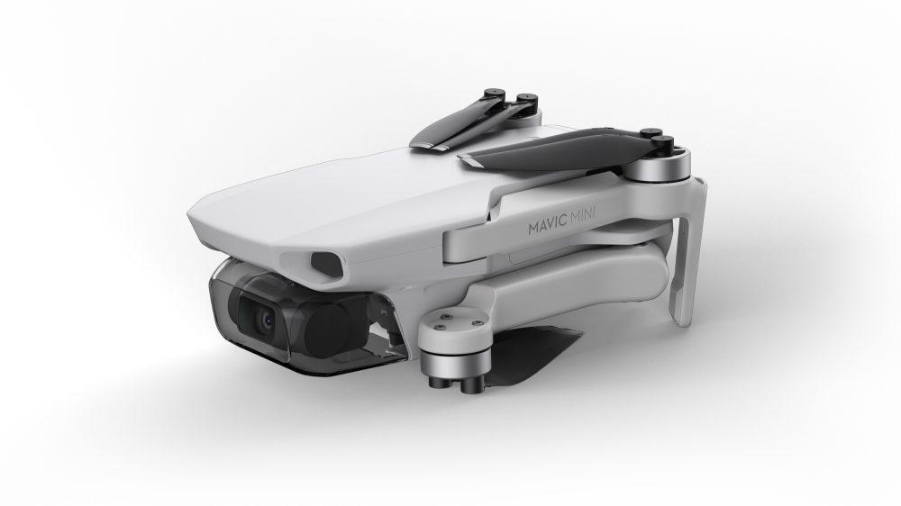 DJI's lightest and smallest foldable drone mavic mini