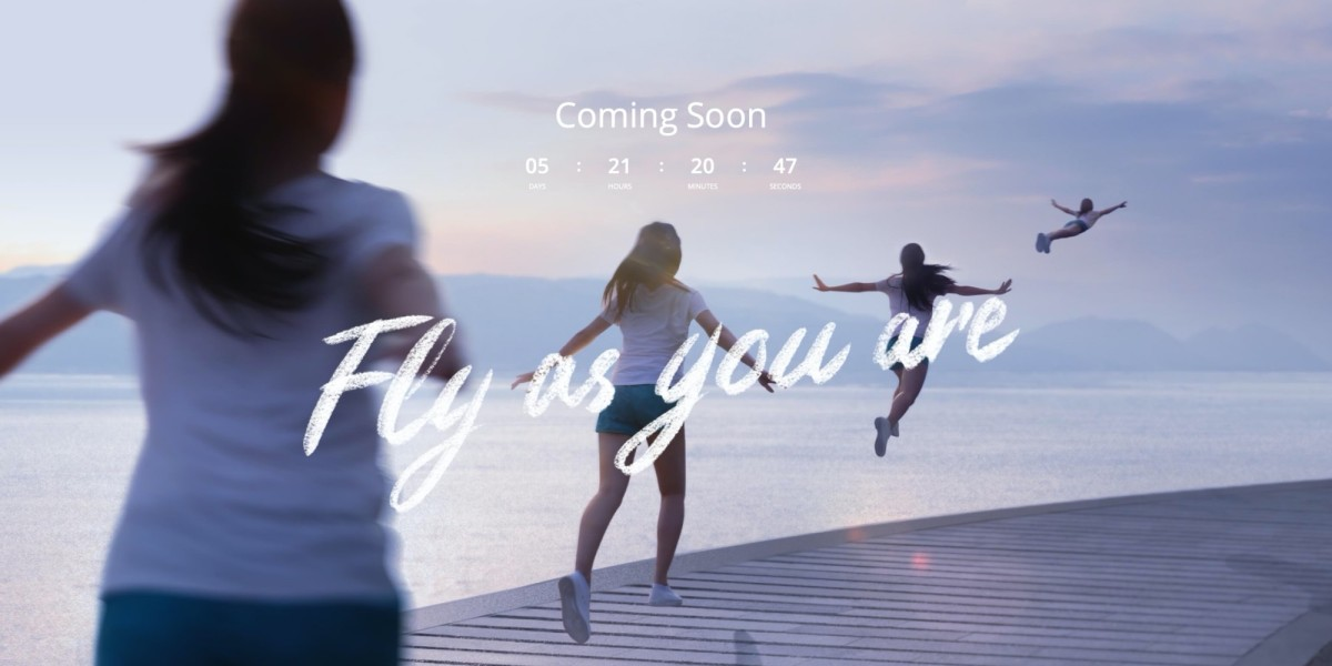 DJI's announcement: Fly as you are! - 9am EDT, October 30th
