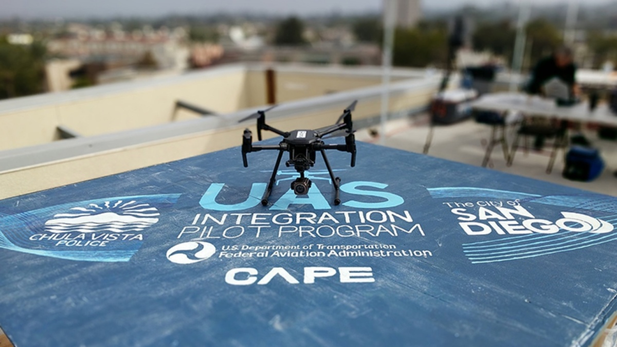 Drones as First Responders assist in 130 arrests says Chula Vista Police