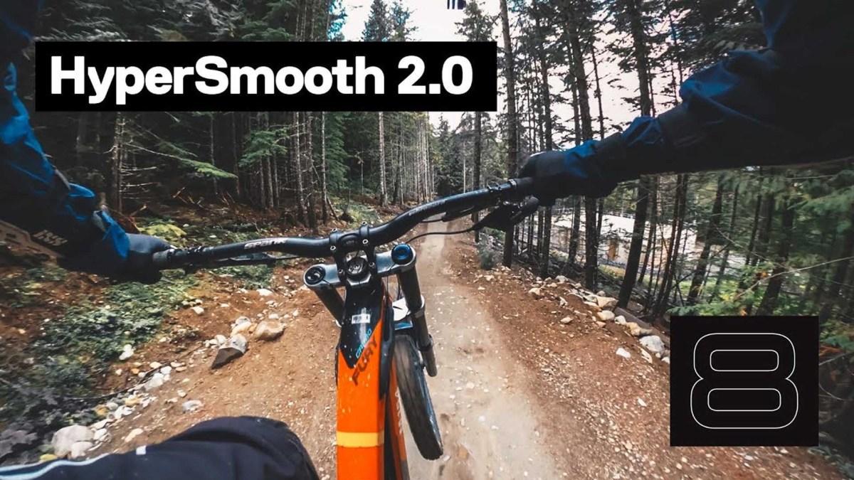 HyperSmooth 2.0 RockSteady