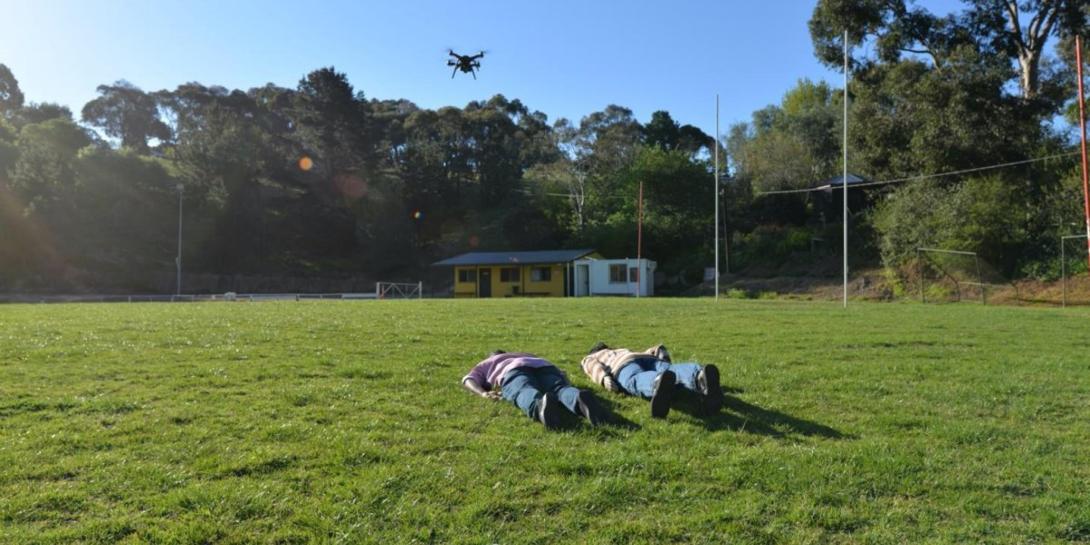 New drone technology can tell if a body is dead or alive