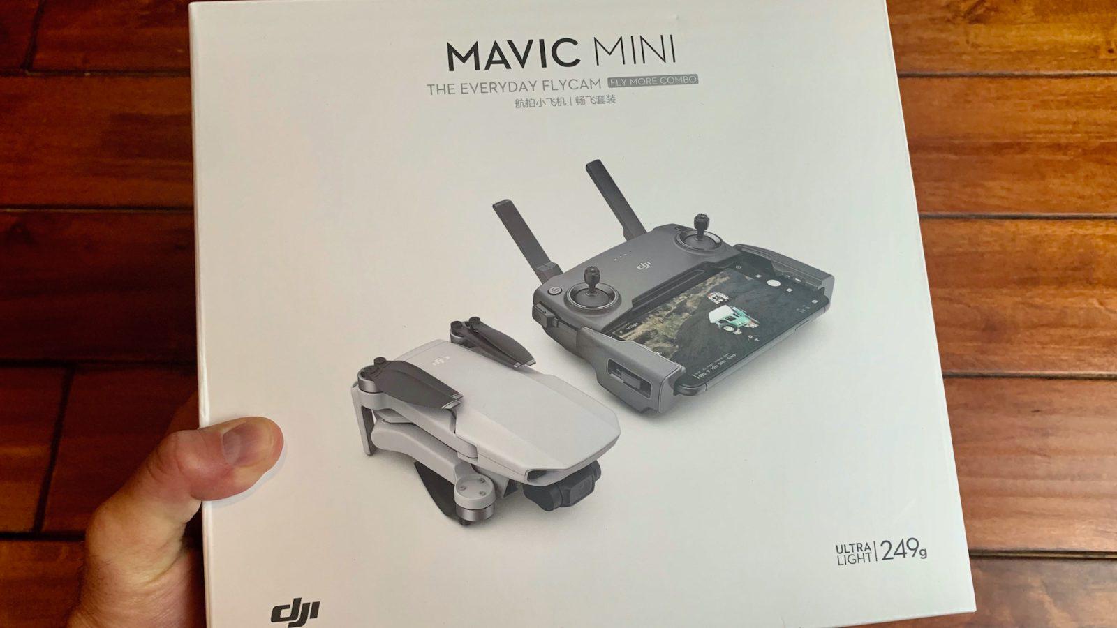 No 4k Video On The Dji Mavic Mini Why Oh Why Dji Dronedj