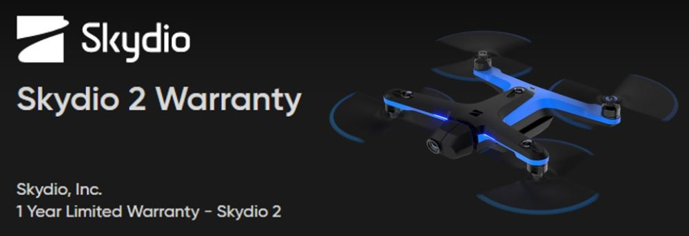 Skydio 2 warranty