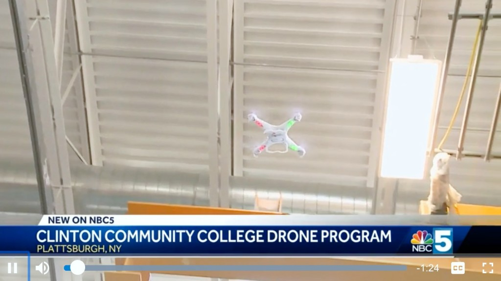 Vermont's Agency of Transportation uses drones in emergency exercise