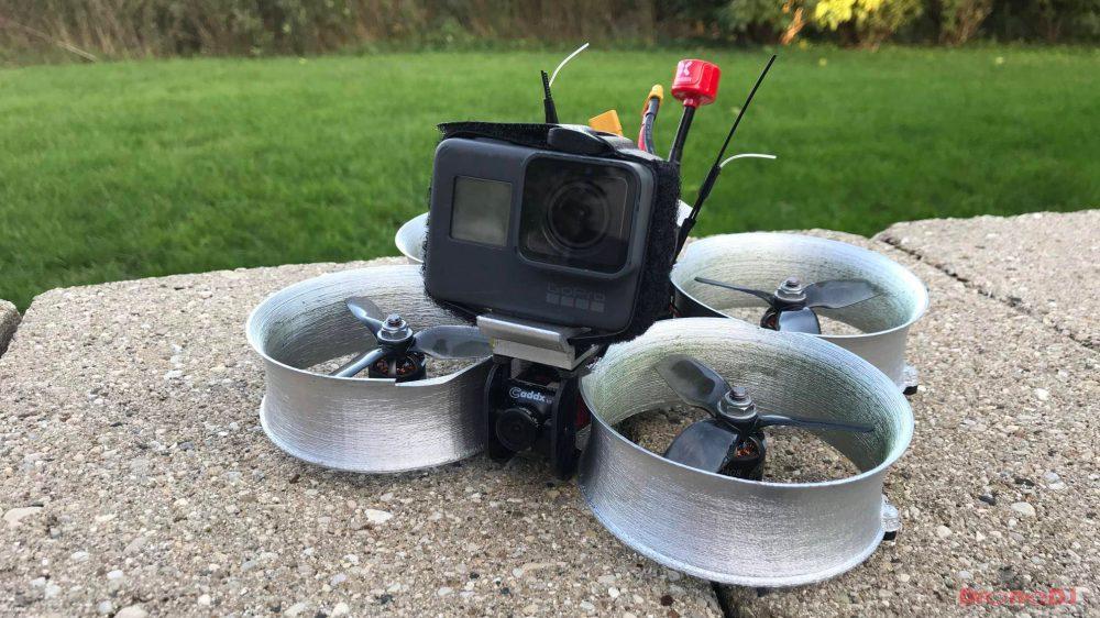 cinewhoop fpv drone