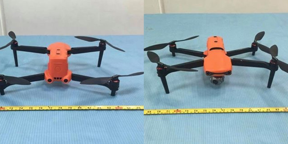 Autel Evo 2 specs and photos - Monster drone with 8K or 6K video with a 1-inch sensor