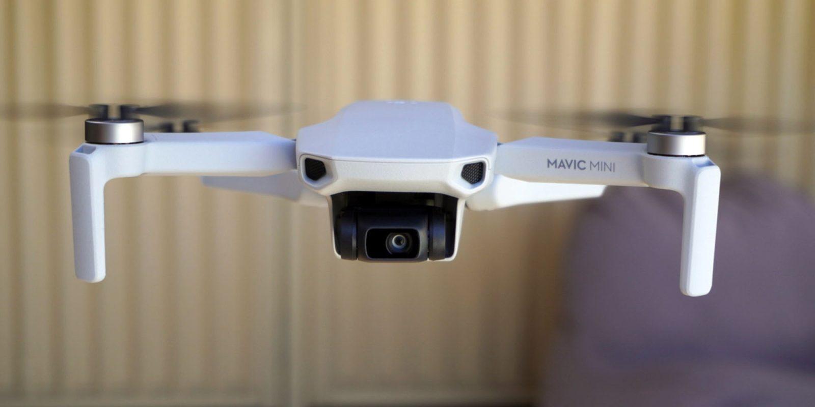 Dji Mavic Mini Review The Perfect Drone For Beginners Dronedj