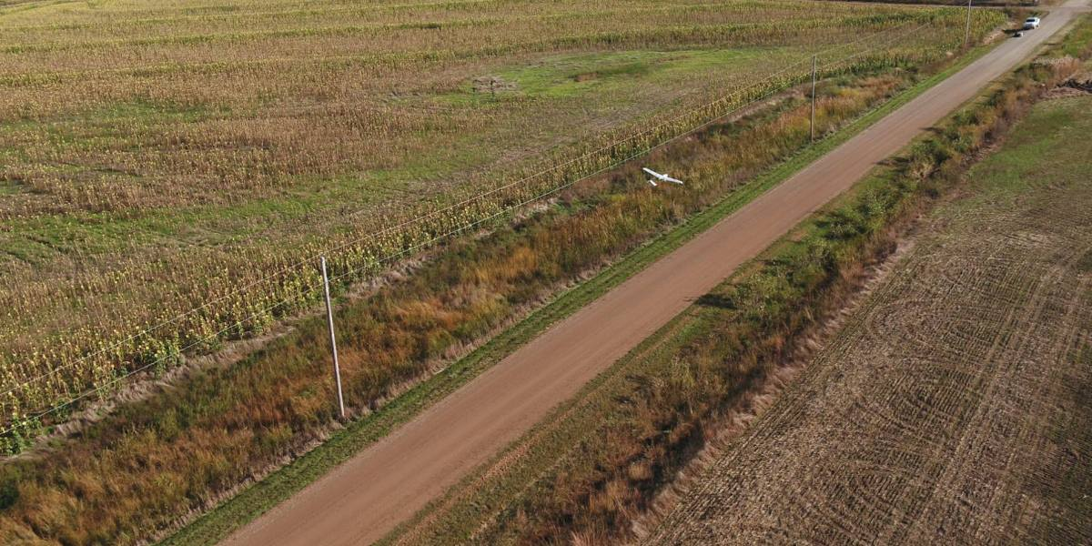 Iris Automation completes FAA approved BVLOS drone flight