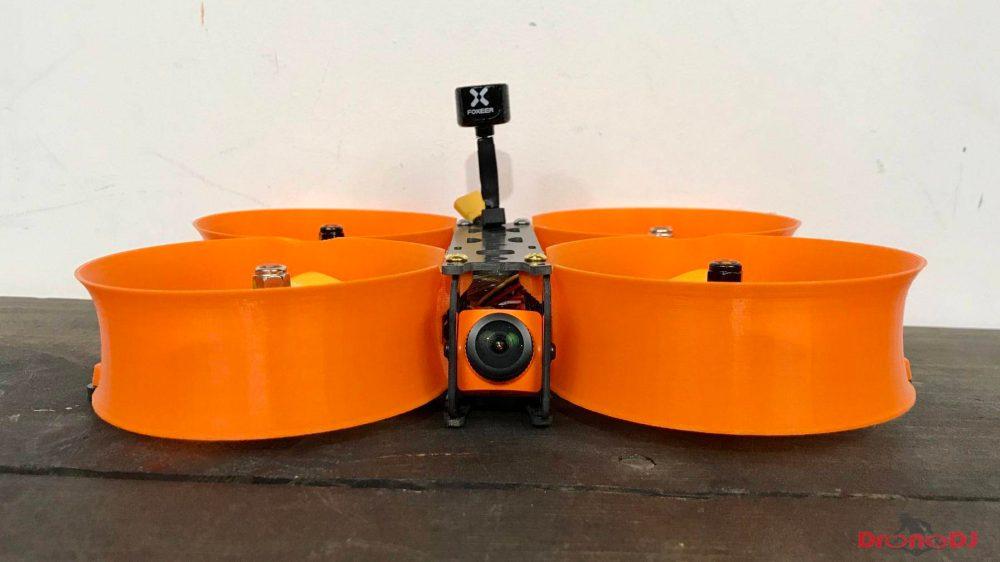 Eachine Tyro Cinewhoop fpv drone