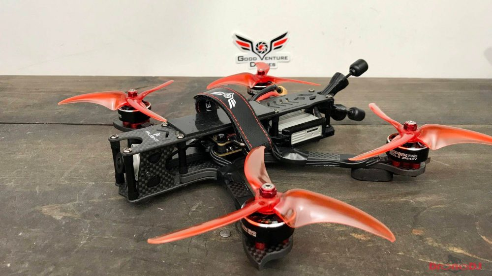 dji digital fpv with iflight dc5