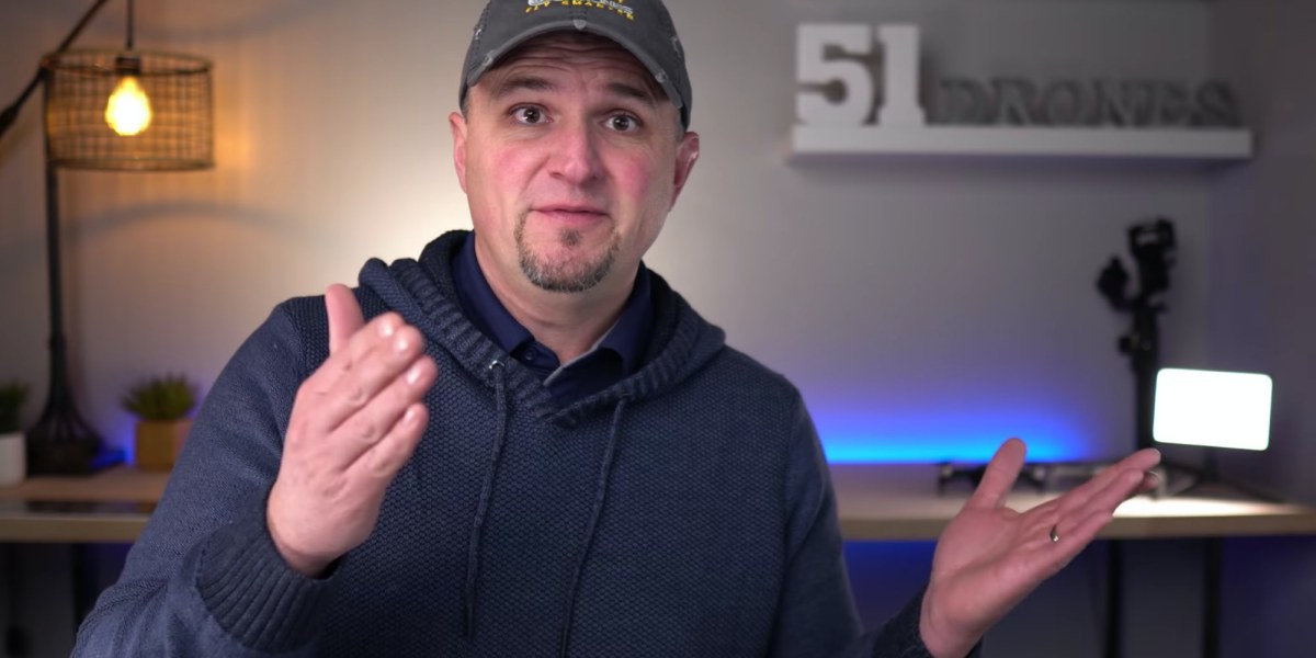 51 Drones explains FAA's Remote ID for drones in 15-minute video