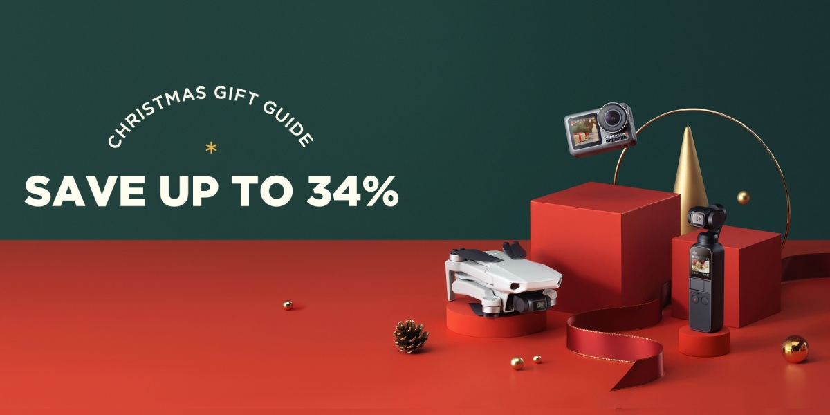 DJI Christmas Gift Guide 2019