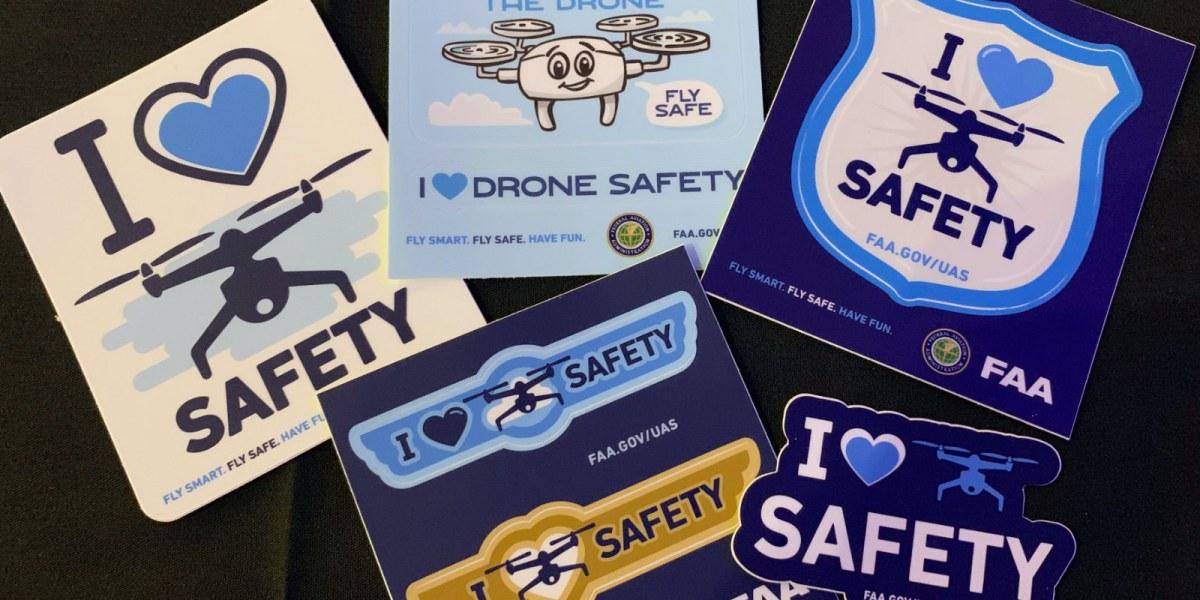 DJI partner in FAA UAS Aeronautical Knowledge and Safety Test