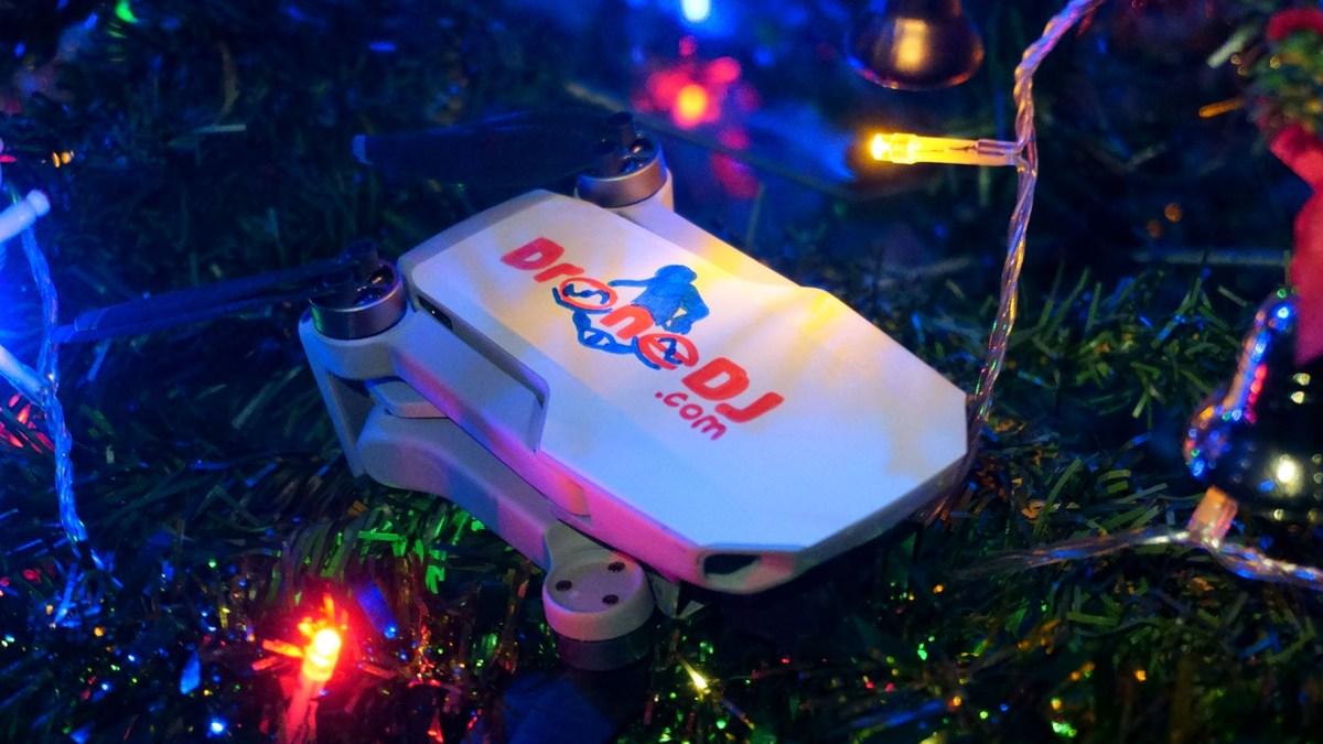 DroneDJ Christmas drone guide